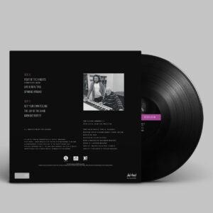 Tõnu Naissoo – Hammond and Drums [LP]