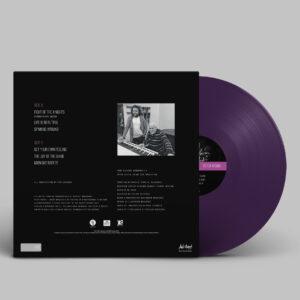 Tõnu Naissoo – Hammond and Drums [LP][PURPUR][LIMITEERITUD TIRAAŽ]