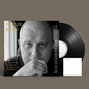 Märten Kross autogrammiga – Üks poiss vaatas tähti [LP+CD]