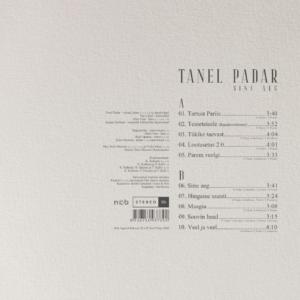 Tanel Padar – Sinu aeg [LP][SININE][LIMITEERITUD TIRAAŽ]