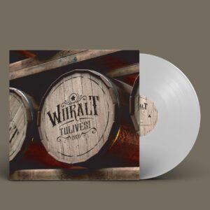 Wiiralt – Tulivesi [LP][VALGE][LIMITEERITUD TIRAAŽ]