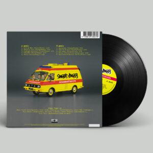 Singer Vinger – Reanimatsioon [LP]